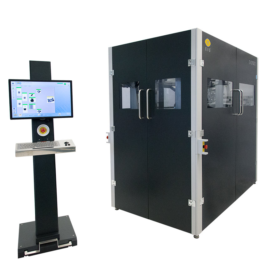 EVG820-层压系统