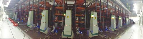 智能化仓储系统