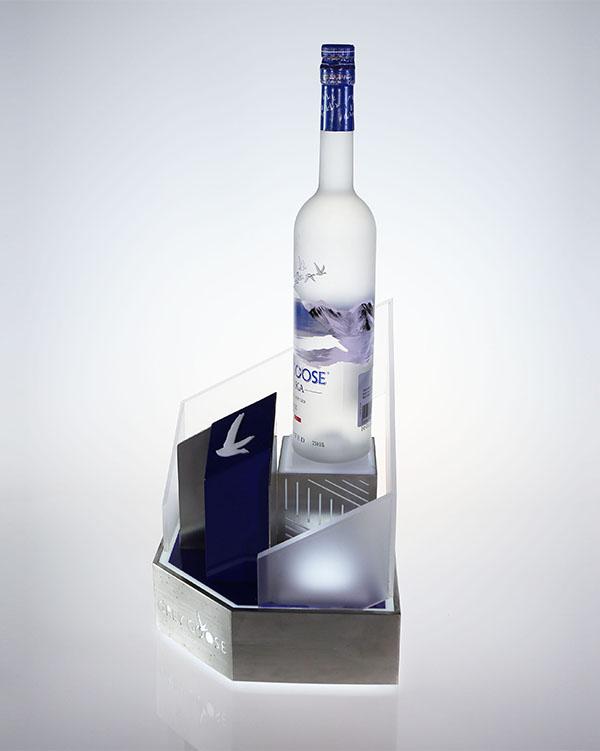 酒水展示架