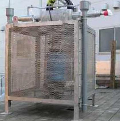 水下型微纳米气泡发生器