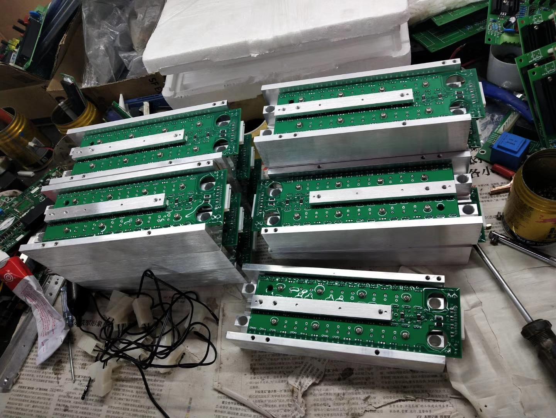 叉车控制器系统维修