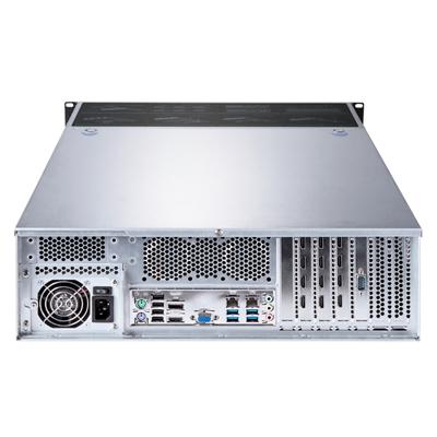 16盘位VMS存储录像一体机  TL-NVR616E-256