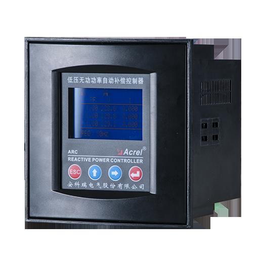 安科瑞智能电容专用功率因数自动补偿控制器ARC同共补电容配套