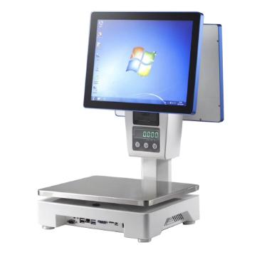 白金通收银机 BJT-K4-15S 触摸点菜 收银机 点菜机 嵌入式打印机