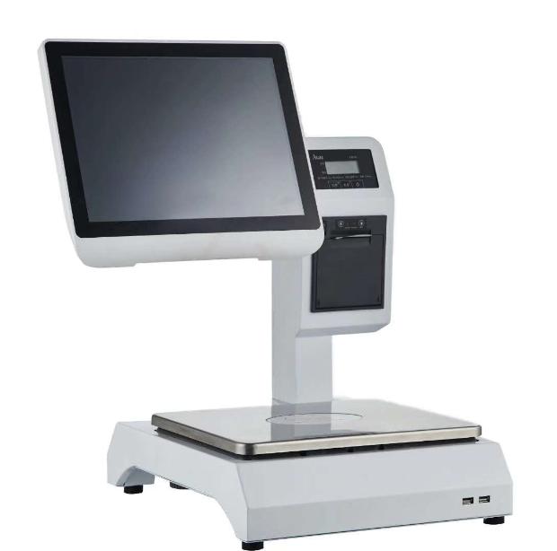 白金通收银机 BJT-K4-15 触摸点菜 收银机 点菜机 嵌入式打印机