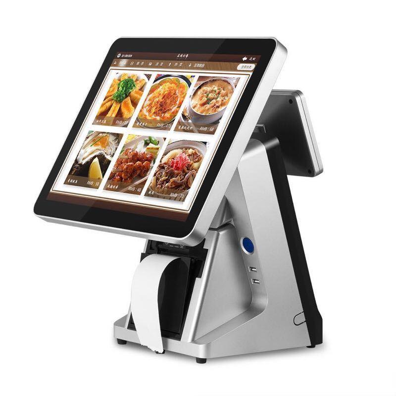 白金通收银机 BJT-K3 触摸点菜 收银机 点菜机 嵌入式打印机