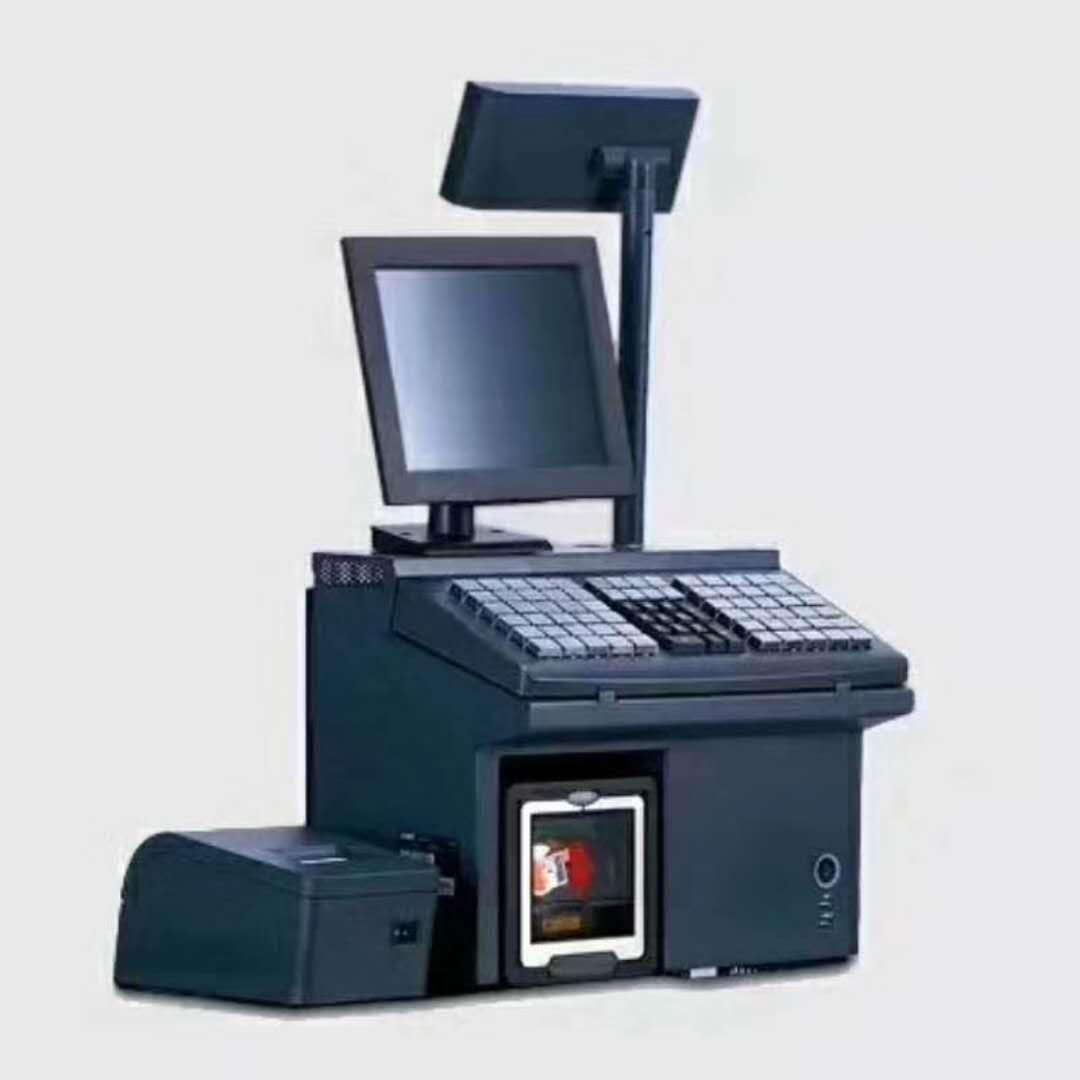 白金通收银机 BJT-D3 触摸点菜 收银机 点菜机