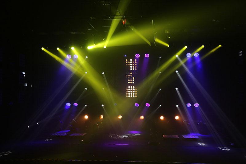 现场灯光秀主题活动策划与设计