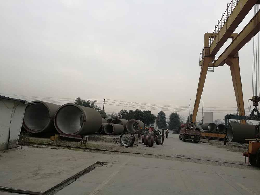 新都国统混凝土管廊预制-四川钜麦新能源科技有限公司