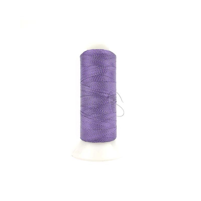 绣花线  紫色