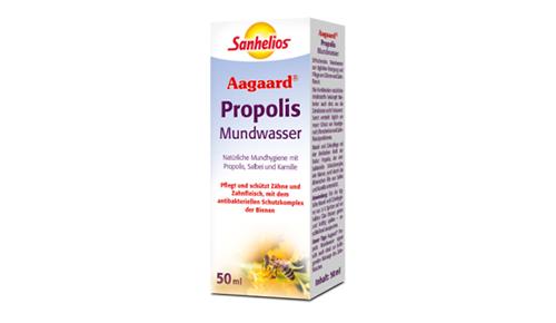 Sanhelios蜂胶浓缩型漱口水