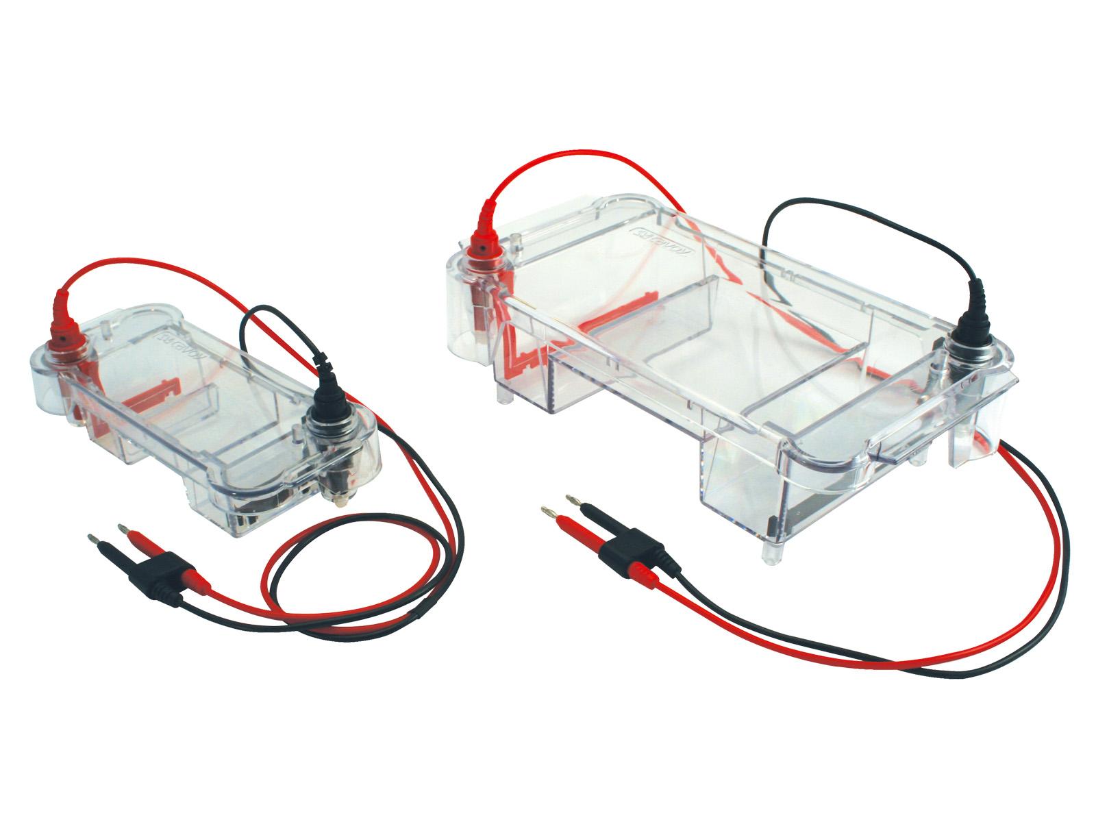 SC-0707  Mini SC型 浸没式水平电泳槽