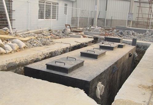 小型一体化医院污水处理设备