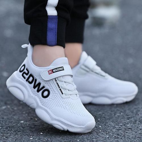 回收运动鞋