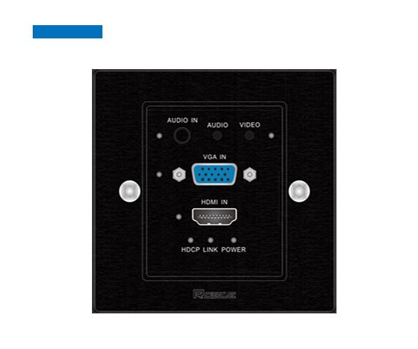 多格式HDBaseT面板发射器