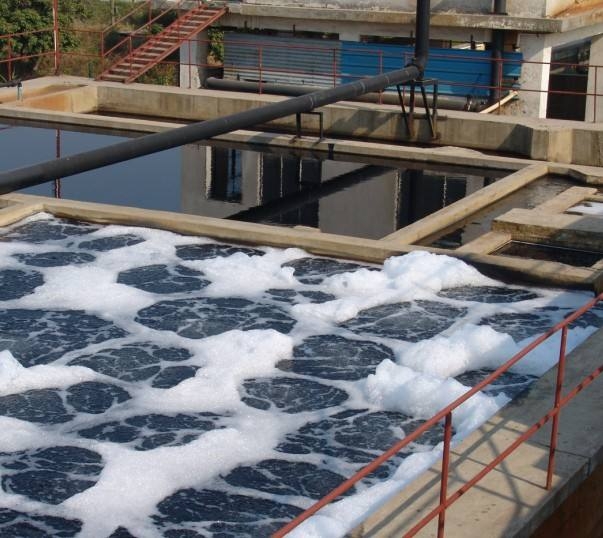 绿禾盛浅析工业废水处理设备中离心泵的日常如何保养?