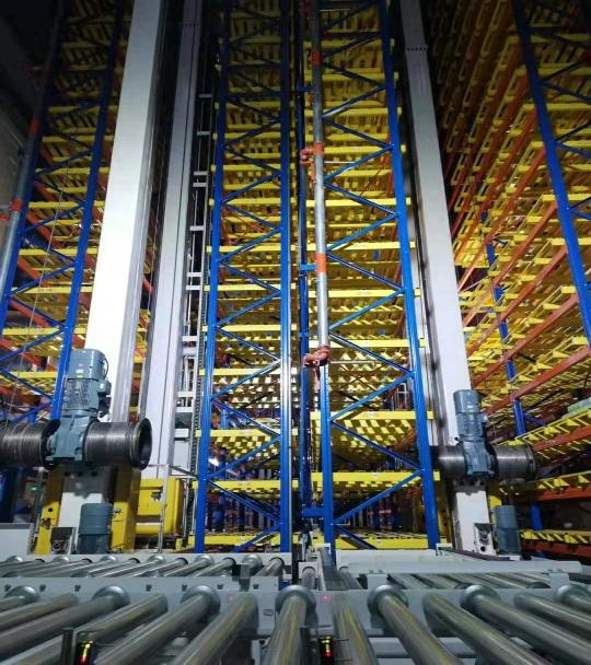 浅谈自动化立体仓库系统遵循的原则