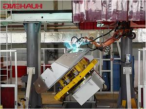 焊接制造工艺