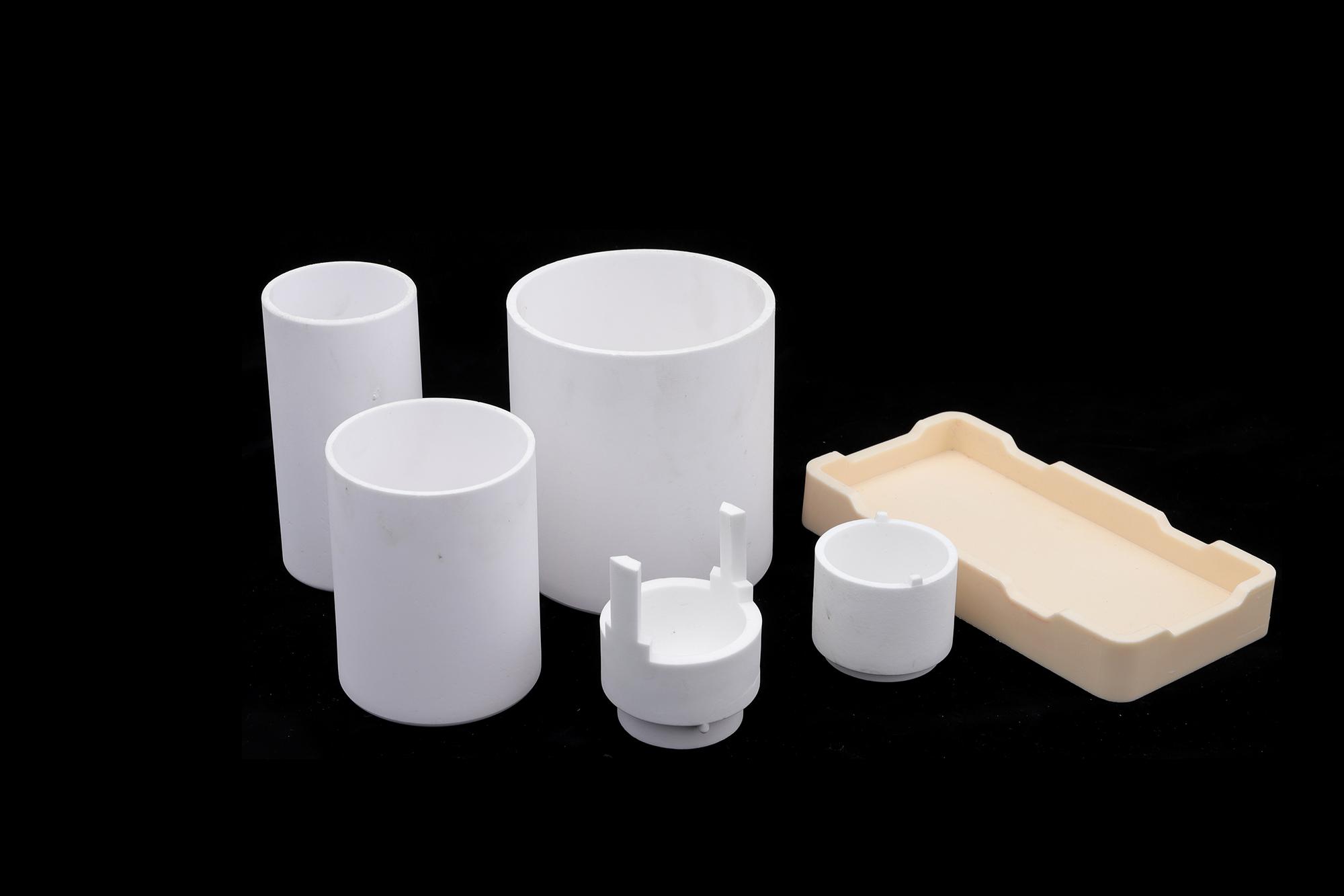 耐酸陶瓷坩堝