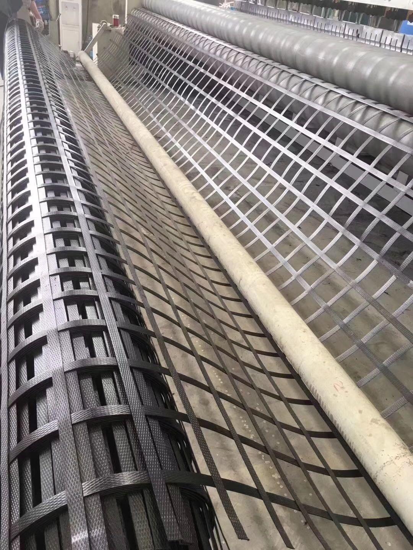 塑料(PP)焊接土工格栅