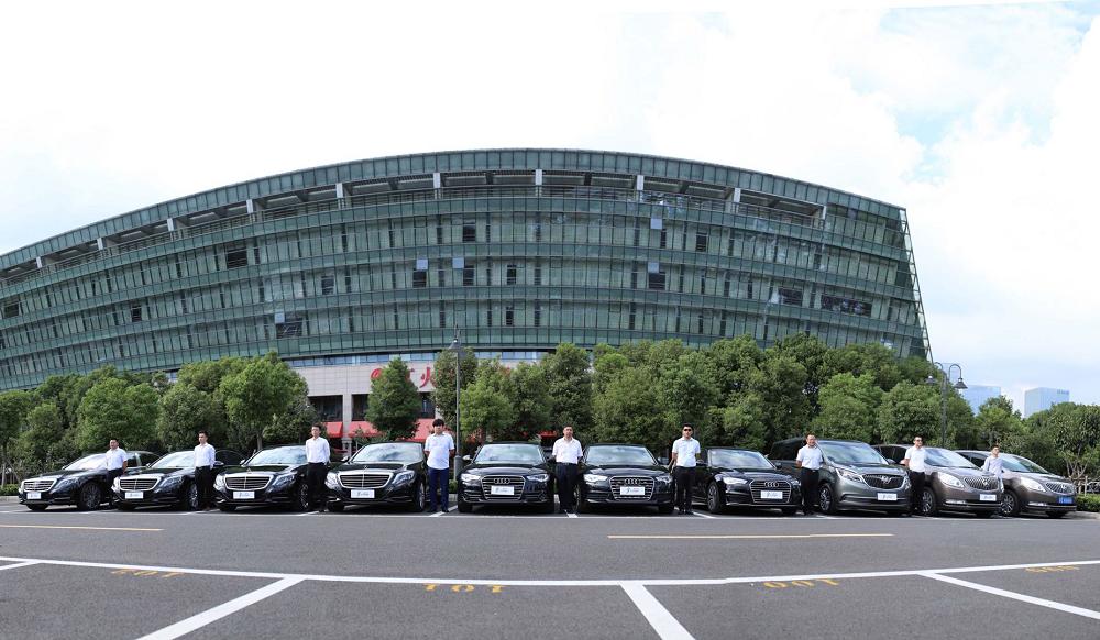 2018年-2019年签署多企事业单位长期租车