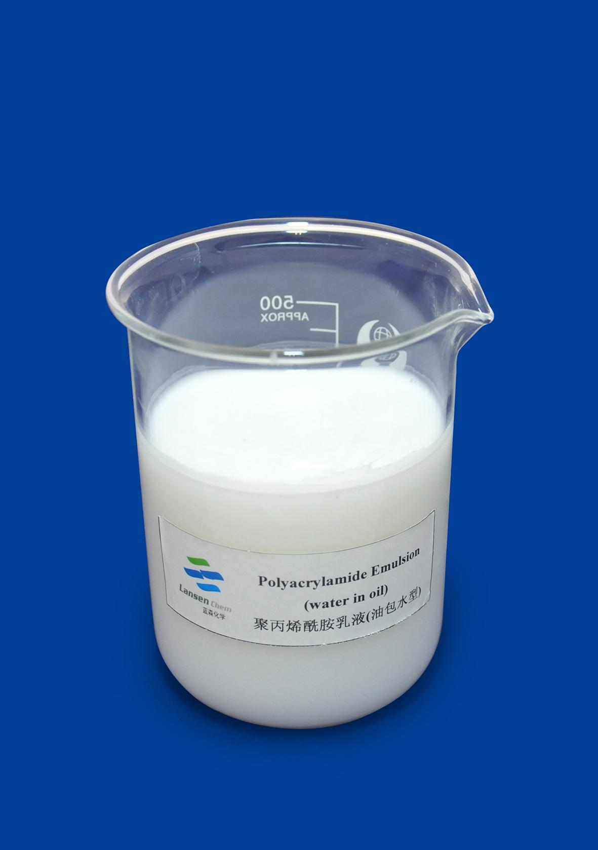 田鑫化工 -- 聚丙烯酰胺乳液的種類與使用說明