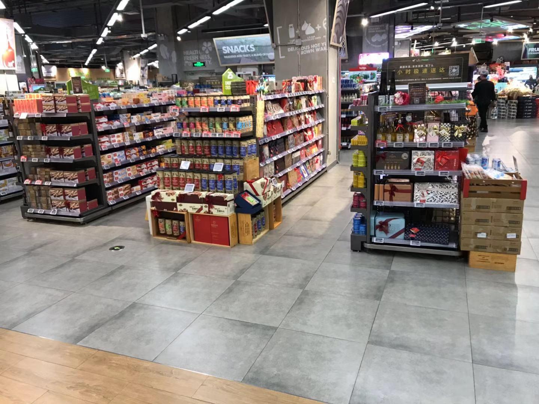 耀格瓷砖,用心做超市砖