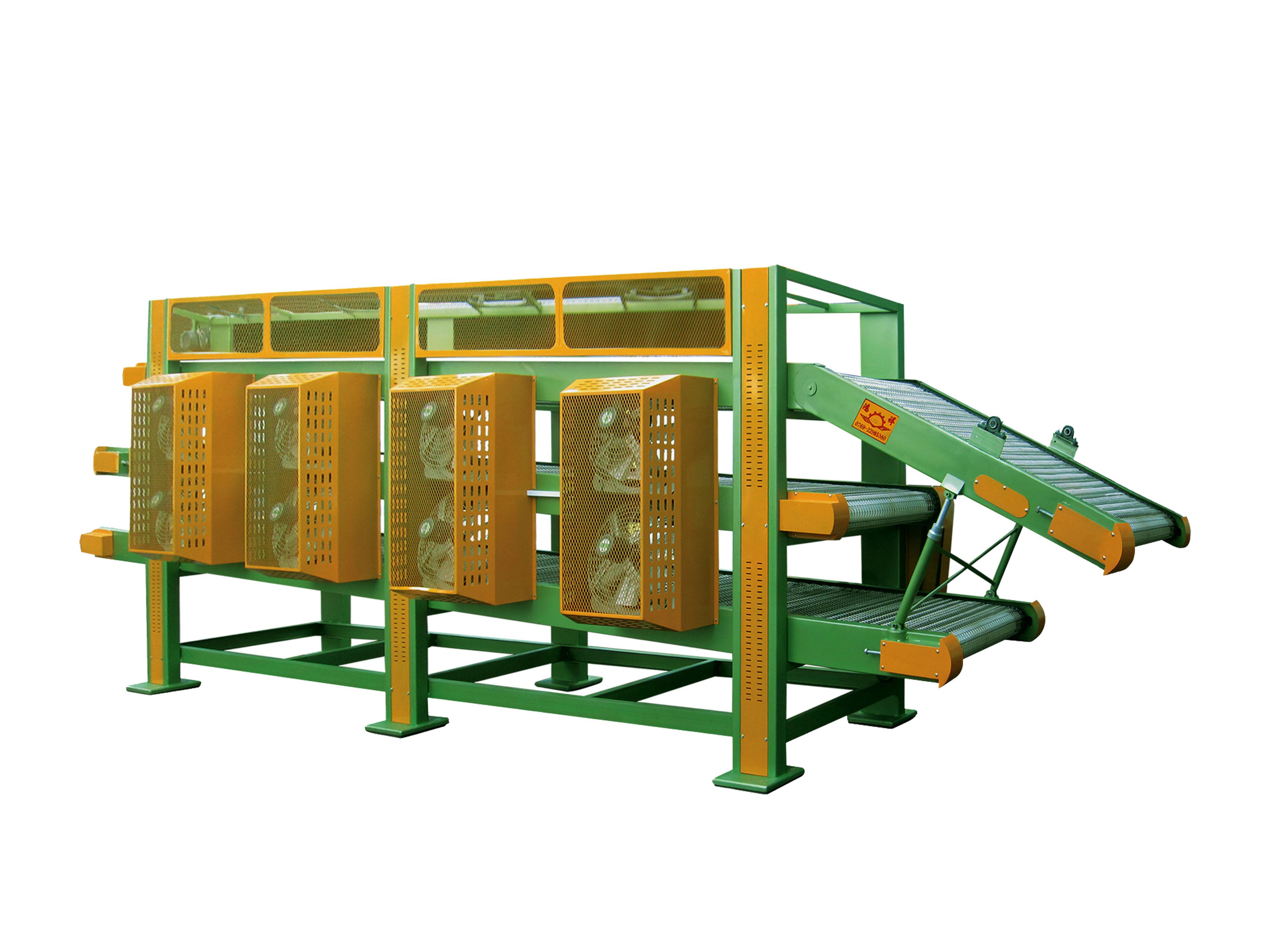 平网式胶片冷却机