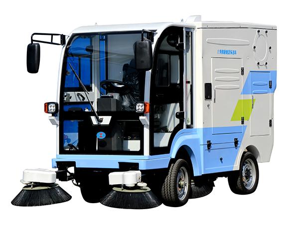 纯电动扫路车QX-DD2000SLJ