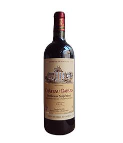 黛蓝庄园干红葡萄酒2015