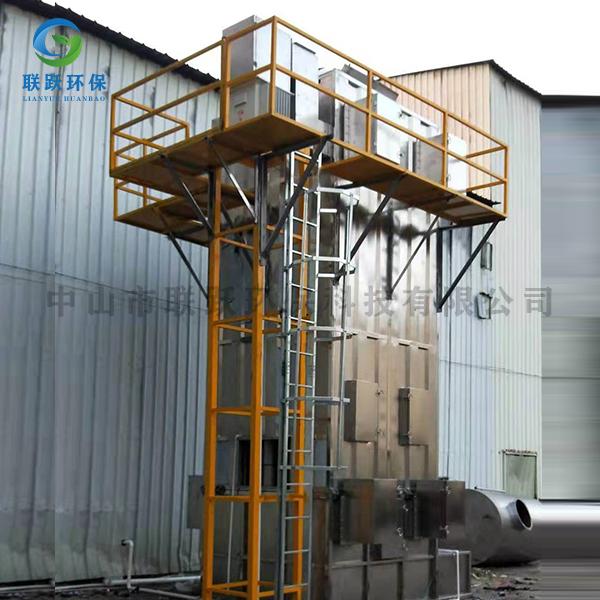 惠州塑料造粒厂-1万风量湿电
