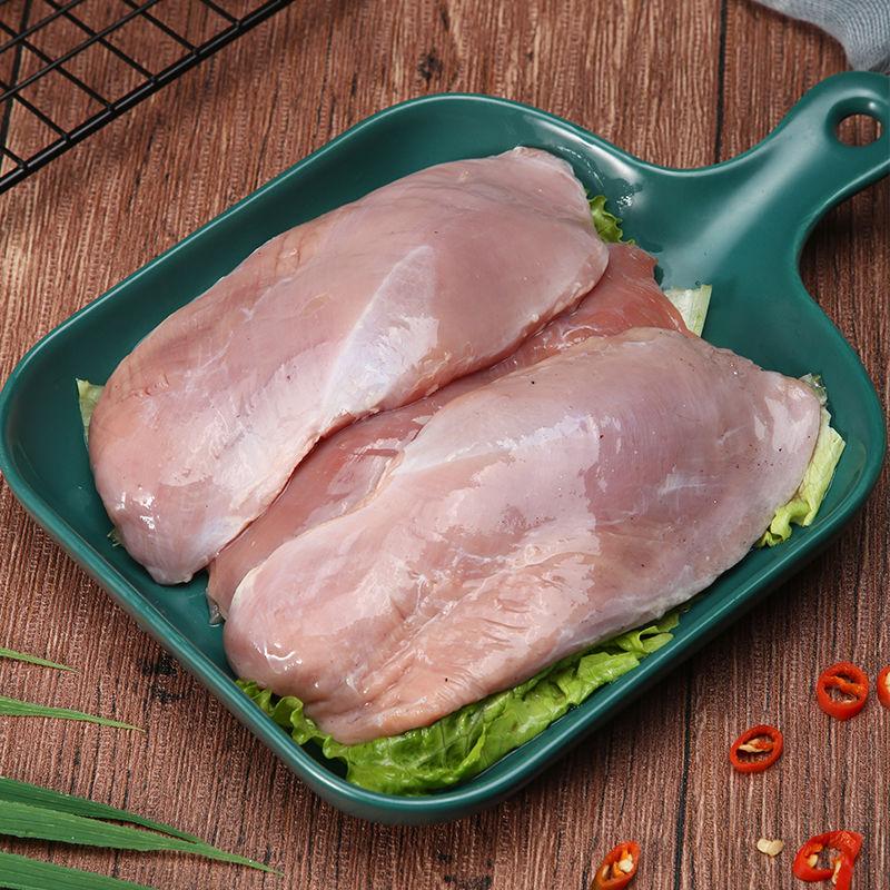 如何辨别冷冻鸡胸肉?
