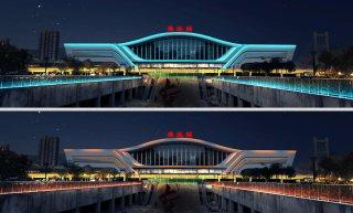淮北火车站