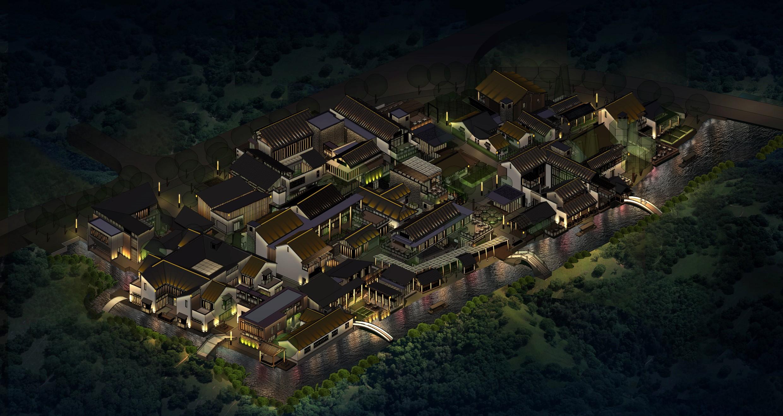 上海广富林