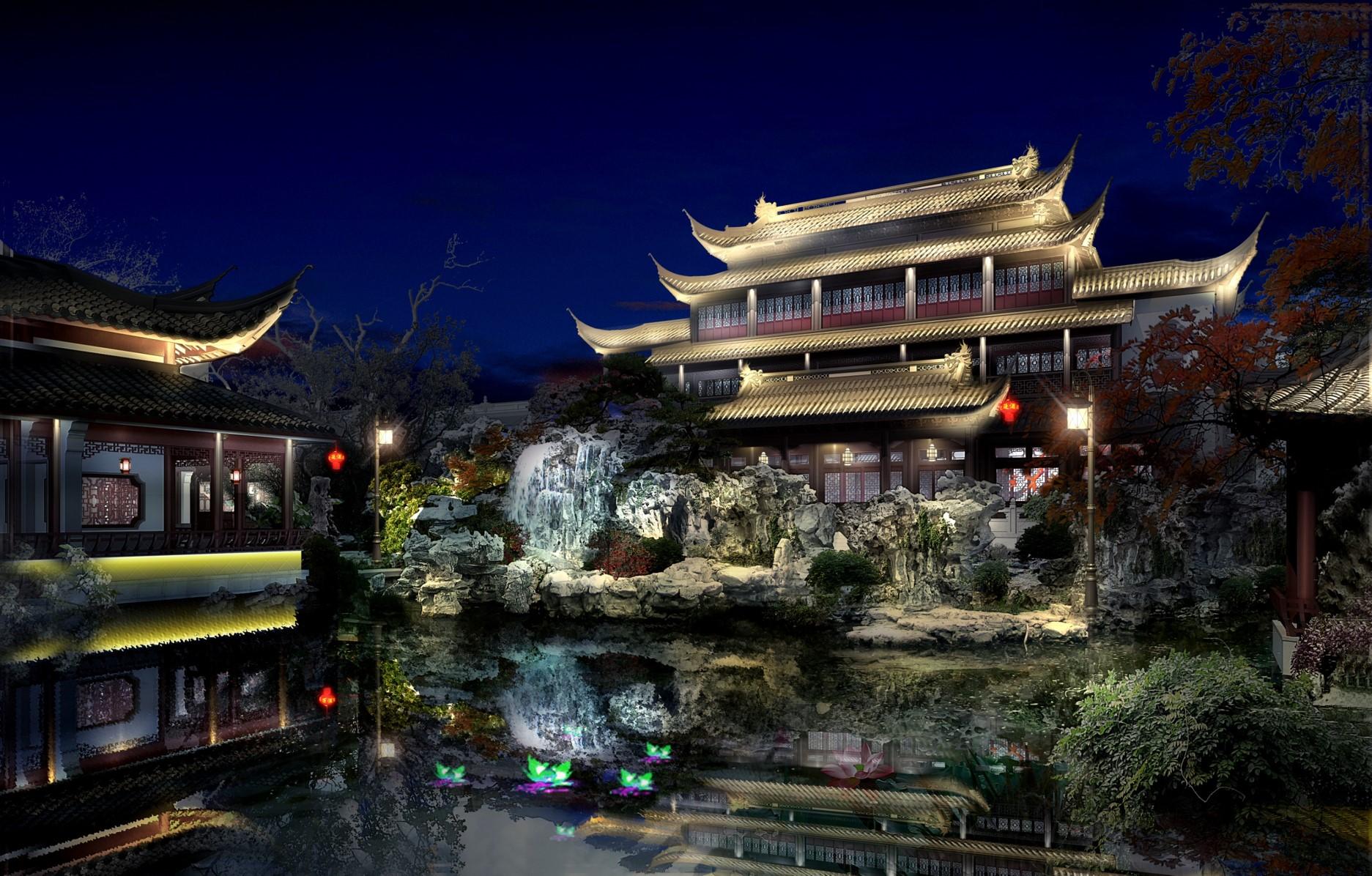 上海皇庭酒店