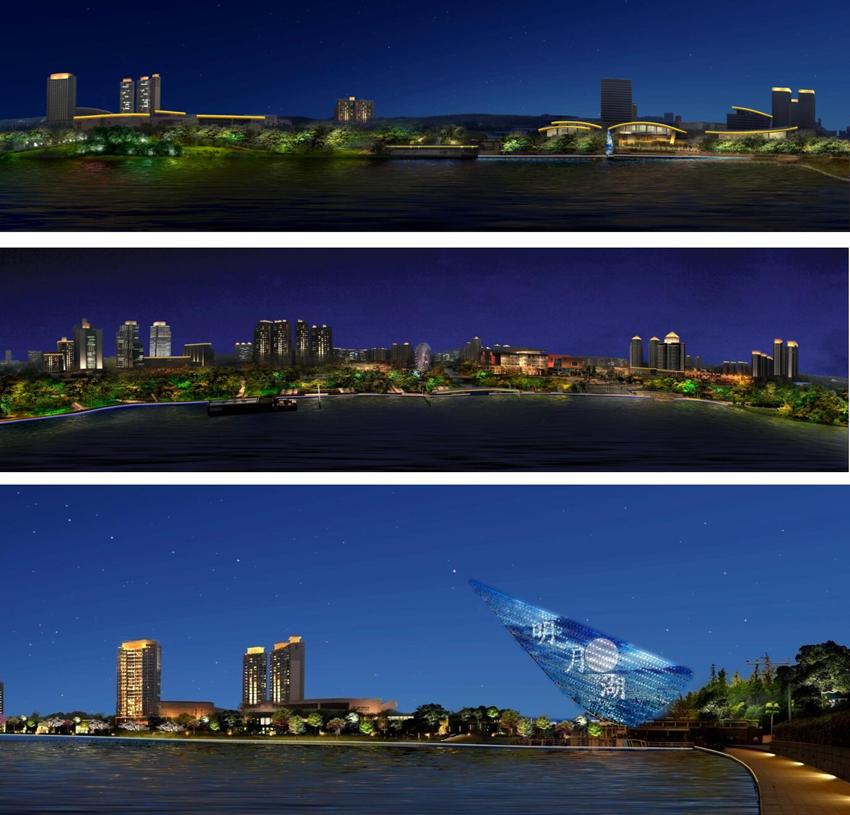 扬州明月湖