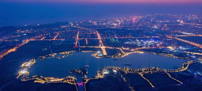 南通紫琅湖公园