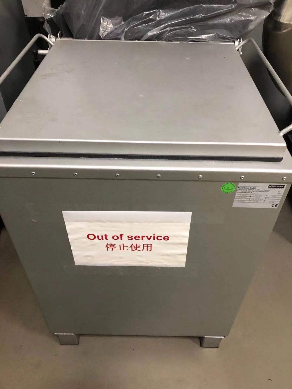 生产线拆除回收