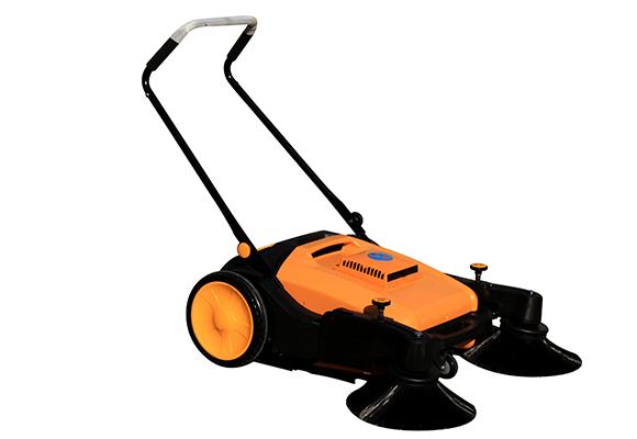 手推式无动力扫地车QX-ST100