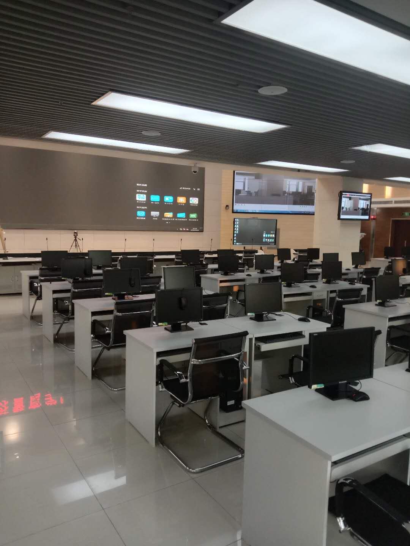 江苏警官学院大数据教学服务中心升级改造采用睿观博网传
