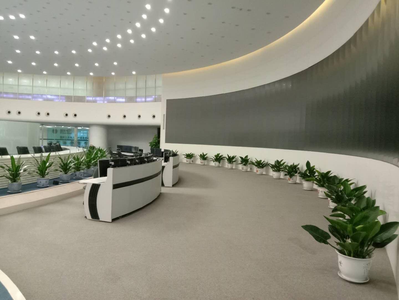 国电江苏电力客户服务中心采用了睿观博线缆