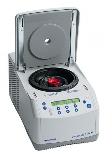 Eppendorf 5424R 微量冷冻离心机  按键式