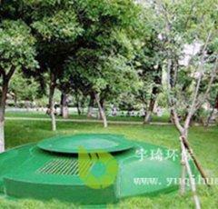 村镇一体化生活污水处理系统