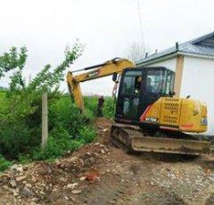 美丽乡村建设-土壤修复