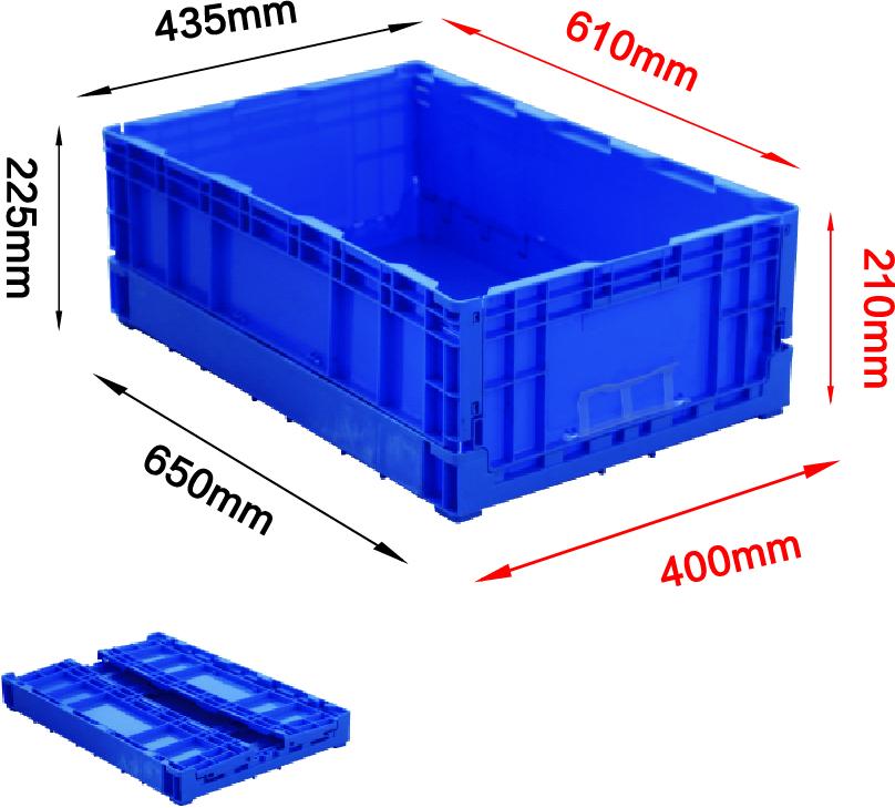 650系列折疊箱-2