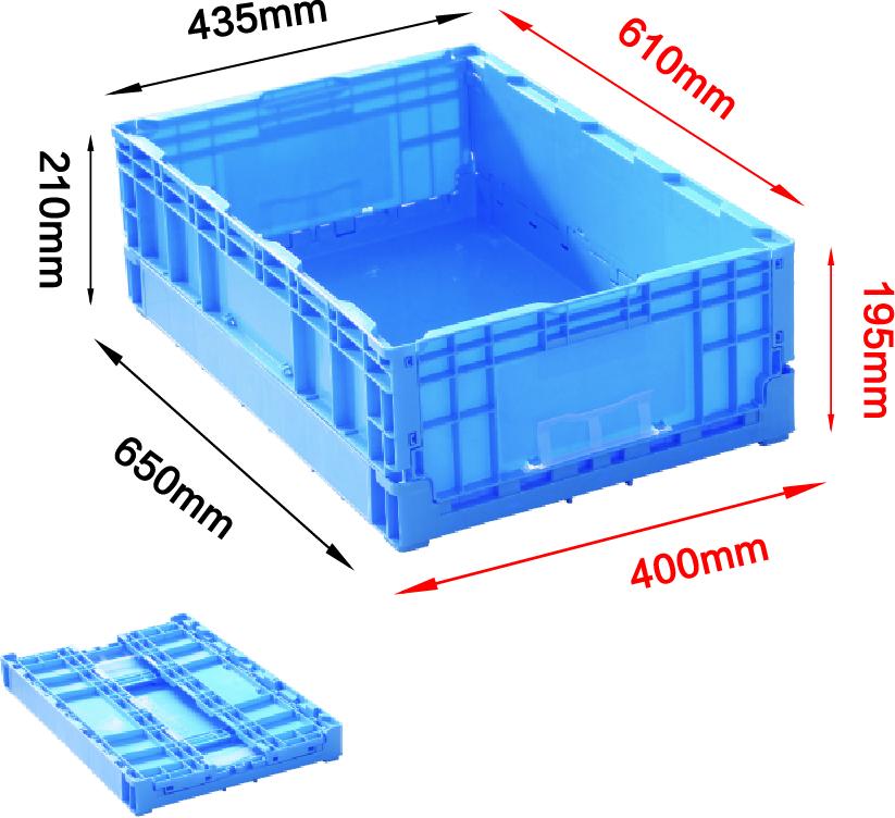折疊箱HP-S806