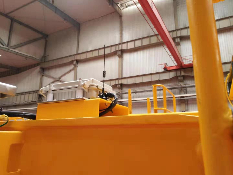 起重機安全監控系統的設計和功能
