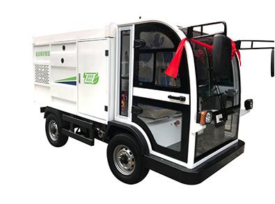 四轮电动清洗车QX-H90G
