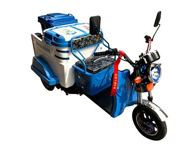 垃圾分类保洁车QX-BJ120-2x40