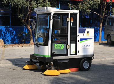 驾驶式扫地机QX-E800FB